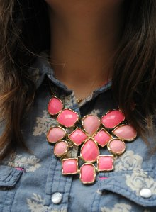 Necklace-Charlotte Russe