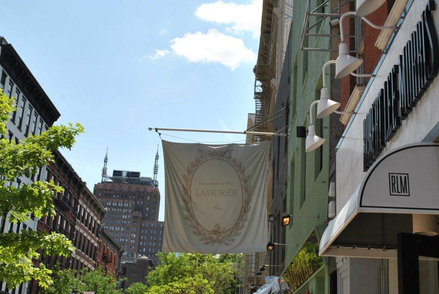 NYC Diary: Soho.