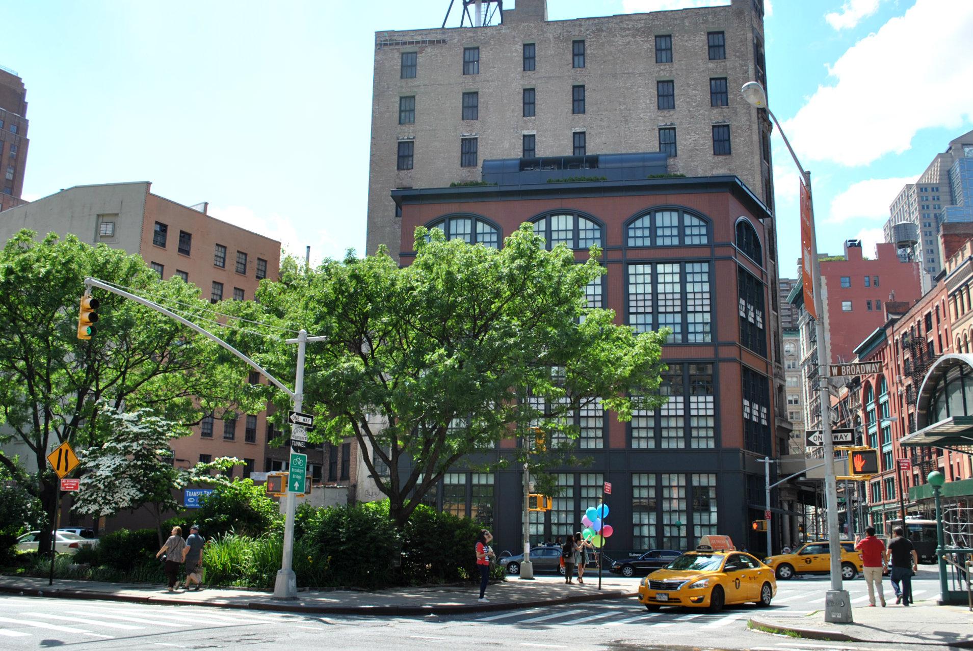 NYC Diary:: Soho.