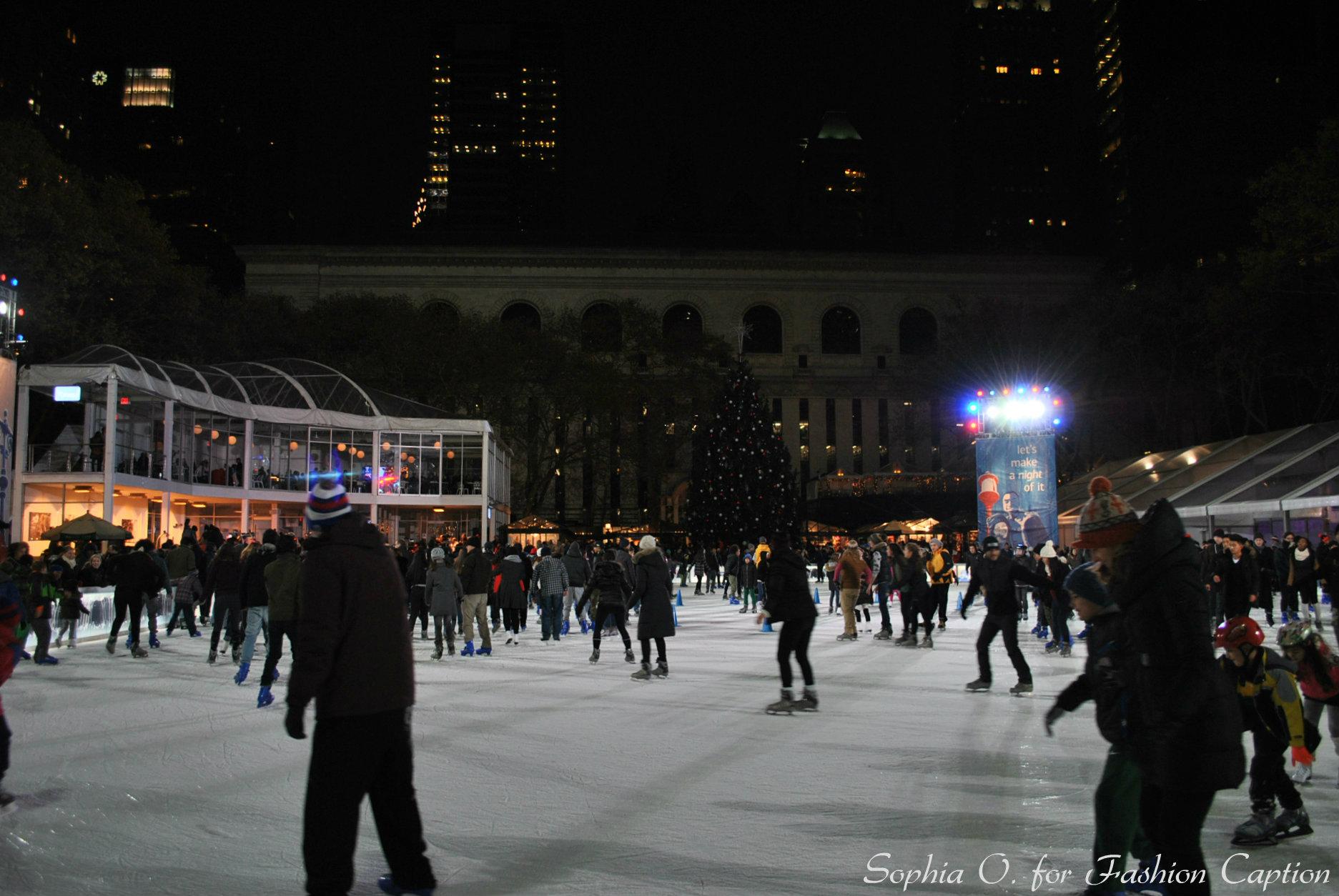 NYC Diary:: Bryant Park.