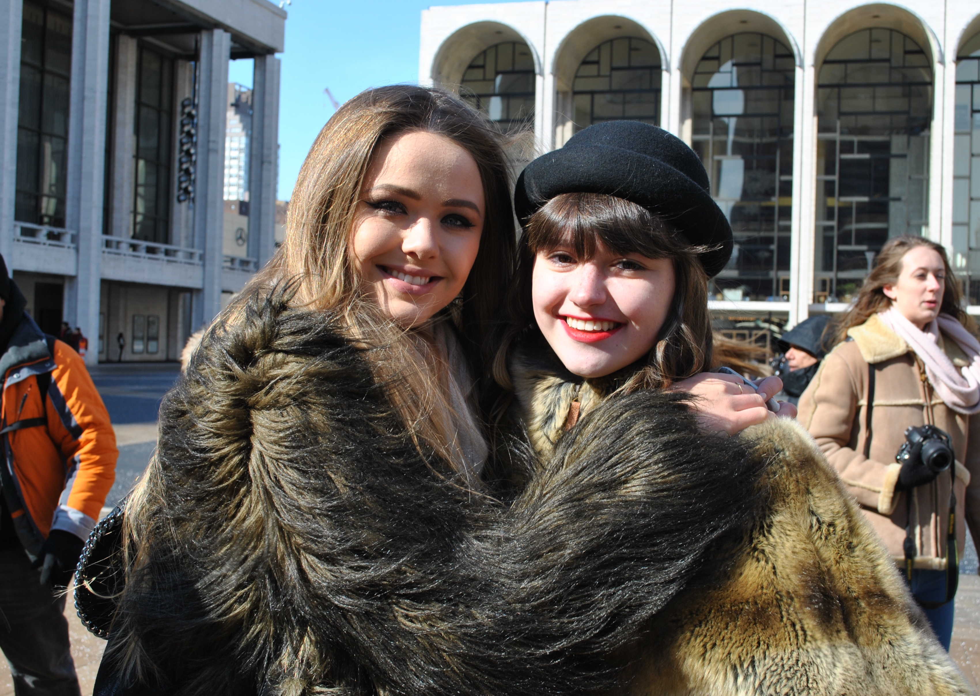 NYC Diary:: Meet & Greet with Kristina Bazan.